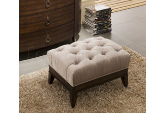 pouf finishes cherry c veneer fabric silver grey velour cherry veneer home furniture