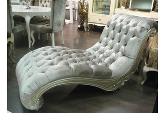 Art Deco Chaise Lounges